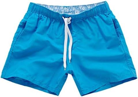 Swim Trunks Men Short Stretch Quicksilver Board Shorts Swimming Pants Beachwear Bathing Suit product image
