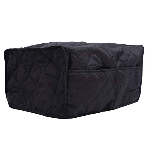 Alinory The Grill Covers The Grill Cover, dust Proof Grill Cover, Household Appliance Protective Grills for Outdoor use(Black)