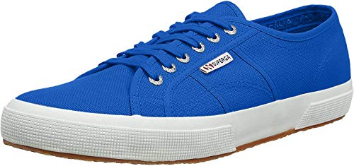 Superga 2750 COTU Classic, Zapatillas Unisex Adulto, Azul (Blue Royal M29), 41 EU