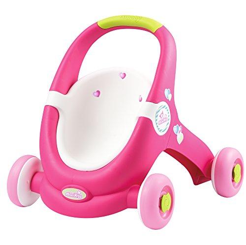 Smoby 210201 - MiniKiss Baby Walker