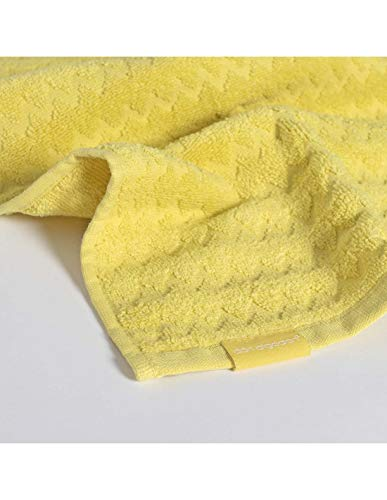 Toalla 100% algodón de 500gr Espiga de Don Algodón (Lima, Tocador (30x50cm))