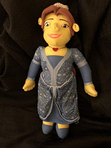 New From Shrek the Third 10' Fiona Plush Doll Princess