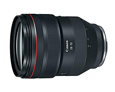 Canon RF 28-70mm f/2L USM Lens, Black - 2965C002 by Canon