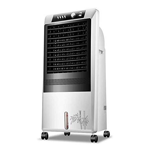 Luftkühler Klimagerät Tragbare Klimaanlage Luftentfeuchter Lüfter Persönlicher Verdunstungsluftkühler mit 3-stufigem Nebeldiffusor Perfekt for Den Büroraum