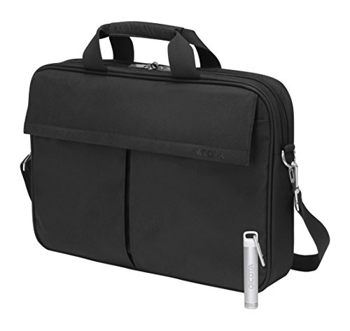 Dicota D31122 Toploader Power Kit Value Notebooktasche 39,62 cm (15,6 Zoll) schwarz