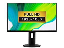 The full HD (1920 x 1080) resolution and IPS Panel provides clearer, sharper images The zero frame design makes for a near-seamless look, allowing you to see more of what matters most: The screen A 178 degree wide viewing angle preserves image clarit...