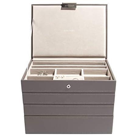 Stackers boîte à Bijoux Classique en Vison - 4