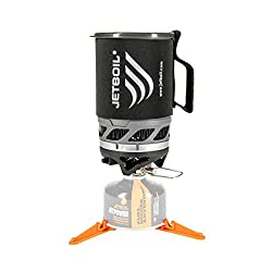 Jetboil MicroMo intergrated backpacking stove