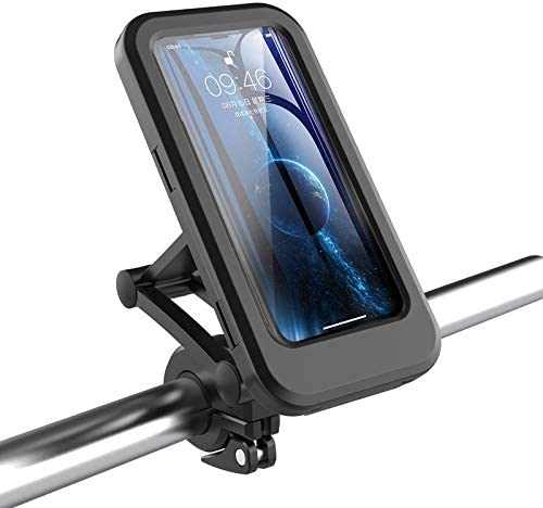 Product CAIFENG Phone Cover Max 84% OFF Case Waterproof Mob Touch Bag Bicycle Screen