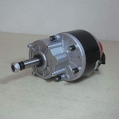 GZFTM Rollstuhl Motor 24 V 250 Watt 350 RPM 60mm Längere Welle Bürste DC Getriebemotor MY1016Z Elektrofahrrad Motor Niedriger Geschwindigkeit Rollstuhl