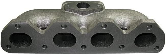 Brightt Compatible With 92-01 HONDA PRELUDE CAST Turbo Manifold H22 H22A T3
