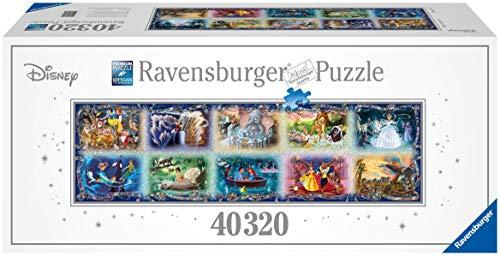 Ravensburger Puzzle 17826 - Unvergessliche Disney Momente mit 40.320 Teile