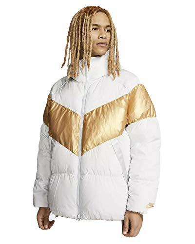 Nike Sportswear Down Fill Puffer Jacket Coat Large CT0489-043