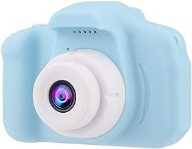 Fan-Ling Mini Digital Camera,Children's Digital Camera,Full Color 2.0 LCD Mini Camera,HD 1080P Children's Sports Camera,Beautiful Appearance, Cute Design, Children's Favorite (Blue)
