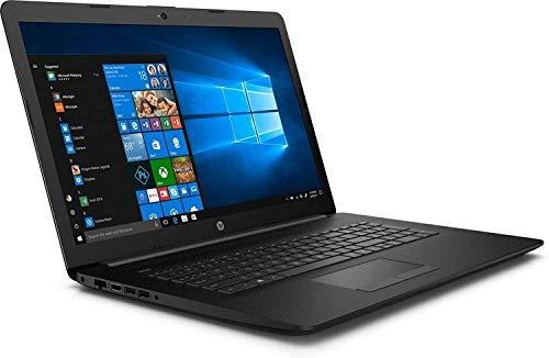 "2021 Newest HP 17z Laptop, 17.3"" FHD Anti-Glare WLED-Backlit Screen, AMD Ryzen 3 3250U, 8GB DDR4 RAM, 256GB PCIe NVMe M.2 SSD, DVD-Writer, Webcam, Zoom Meeting, Win10, Black"