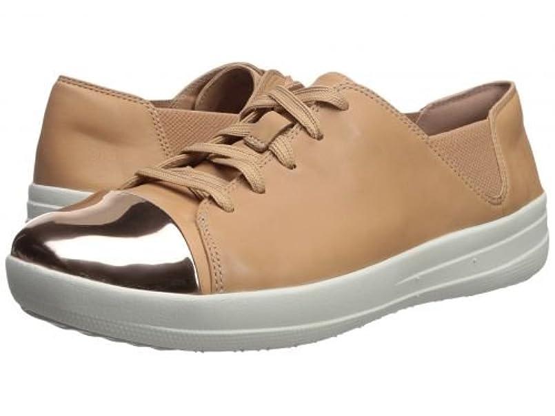 確認実現可能性ひねくれたFitFlop(フィットフロップ) レディース 女性用 シューズ 靴 スニーカー 運動靴 F-Sporty Mirror-Toe Sneaker - Nude 5 M (B) [並行輸入品]