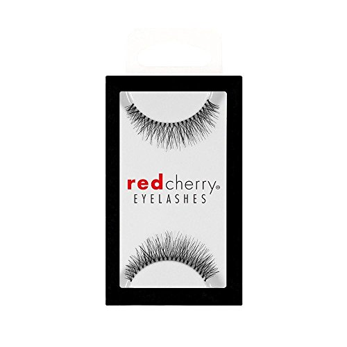 Red Cherry - Falsche Wimpern 747S Echthaar