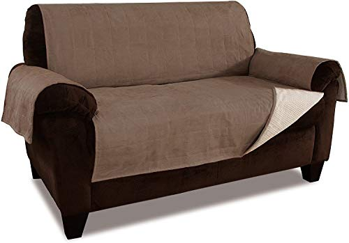 """Link Shades Anti-Slip Loveseat Protector 