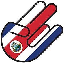 ION Graphics Costa Rican Shocker Sticker Decal Vinyl Costa Rica CRC CR 5