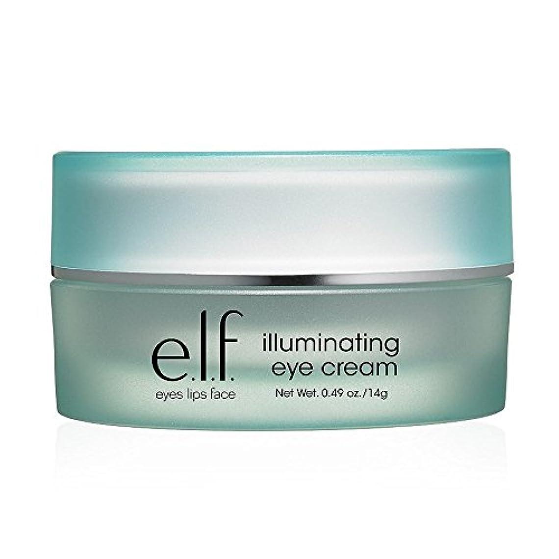 不道徳カポック政令(3 Pack) e.l.f. Illuminating Eye Cream (並行輸入品)