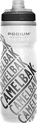 CamelBak Podium Chill Insulated Bike Water Bottle - Squeeze Bottle - 21oz, Race Edition