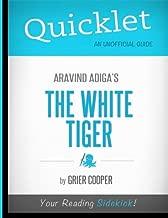 Quicklet - Aravind Adiga's The White Tiger