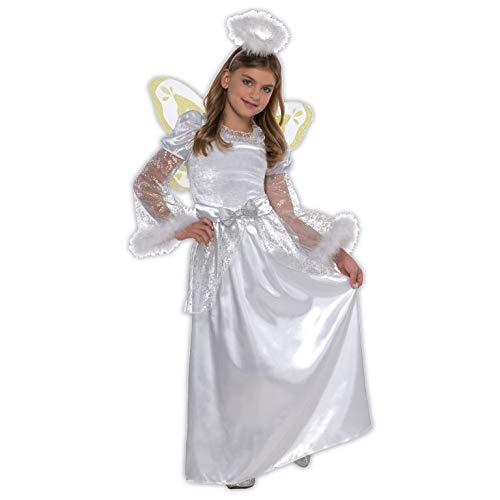M filles Costume d'ange de Noël pour déguisement