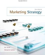 Best marketing strategy 5th edition Reviews