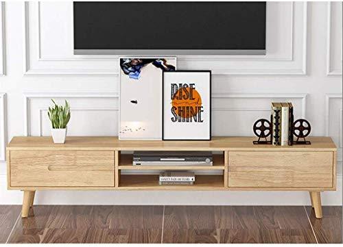 Opbergruimte voor tv-standaard, consoletafel, multifunctionele console, middenconsole, moderne kledingkast, tafel, werktafel, verzamelaar, tv, multifunctioneel, speelconsole, speeltafel 120x30x40cm-wood Color