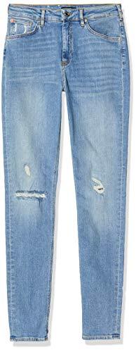 Scotch & Soda dames huid jeans, Underground Blue 3351, 36W / 30L