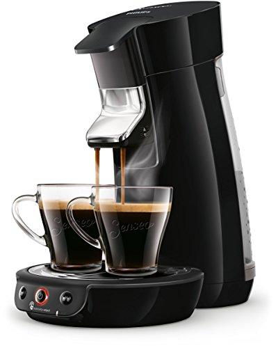 Philips SENSEO HD6563/69 Viva Cafe Kaffee-Padautomat Schwarz