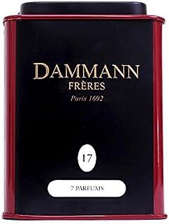 Dammann Freres Tee - 7 Parfums Tee - 100gr dose