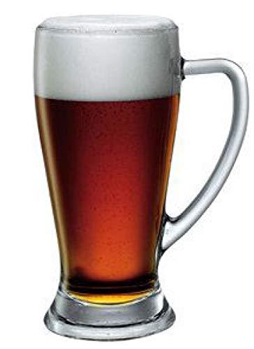Bormioli Caja 6 Jarras Cerveza 0,5 Baviera 66,8 CL Rocco