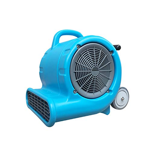 Floor Dryer EVEN 3 Speed commerciële blazer hotel mall vloerbedekking droger Ventilator voor Water Schade Restauratie Apparatuur Industrieel Gebruik