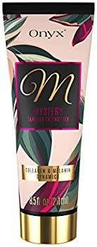 Onyx Mystery - Advanced Tanning Lotion – Melanin and Collagen Boost - Accelerator and Intensifier with Energizing Minerals