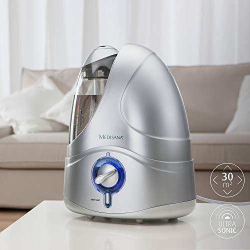 Medisana UHW Ultraschall-Luftbefeuchter, 4,2 Liter (bis 30m²) - 5