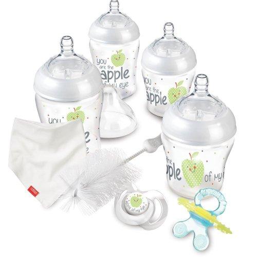 Natural Touch facile Loquet anti-coliques kit de démarrage identiques Nuby 0 m + sans BPA