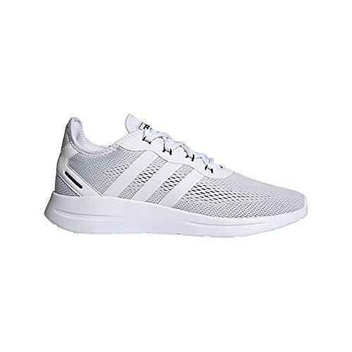 adidas Lite Racer RBN 2.0, Zapatillas de Running Hombre, FTWBLA/FTWBLA/NEGBÁS, 40 EU