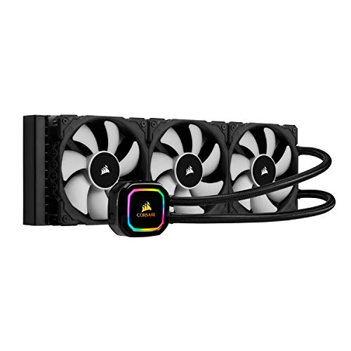 Corsair iCUE H150i RGB PRO XT 簡易水冷CPUクーラー 360mm CW-9060045-WW FN1380