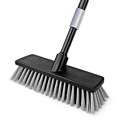 Push Broom Floor Scrub Brush