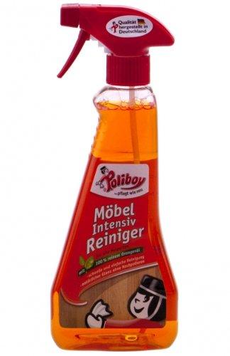 Poliboy Möbel Intensiv Reiniger Sprühflasche 375ml (K6/10)