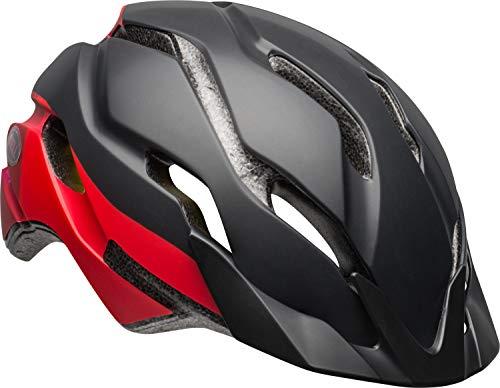 BELL Revolution MIPS Adult Bike Helmet, Black/Red, Adult (14+ yrs.) (7107943)