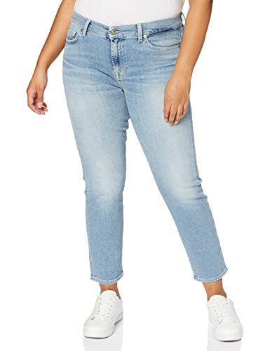 7 For All Mankind Women's Roxanne Ankle Jeans,...