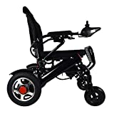 Folding Ultra Lightweight 40 lb w/Powerful Lithium Battery Included, Easy to Carry Motorized...