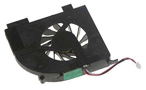 Ventilador de CPU Nuevo reemplazo de ventilador de enfriamiento de CPU para HP Pavilion DV6 DV6T DV6Z-1100 DV6-1000 DV6-1200 P / N: KSB0505HA 512837-001 518435-001 Accesorios de 3 cables (CPU Intel).