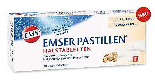 Emser Pastillen Halstabletten Spar-Set 2x30 Mit dem Mineralkomplex aus der Emser Heilquelle