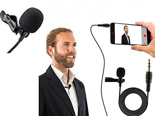 Microfone De Lapela Para Celular Smartphone