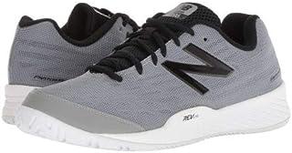 New Balance(ニューバランス) メンズ 男性用 シューズ 靴 スニーカー 運動靴 MCH896v2 Tennis - Team Away Grey/Black [並行輸入品]