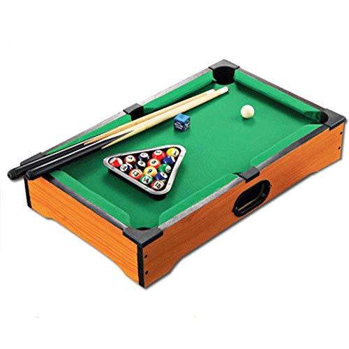 ZXYSMM Weihnachtsgeschenke Tisch Billard Kinderspielzeug Tisch Billard Jungen Geschenke/photo color/Einheitsgröße