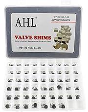 AHL- 52pcs 9.48mm Motocicleta Pastillas ajustable juego de válvulas Valve Shim kit para CRF450R 2002-2012